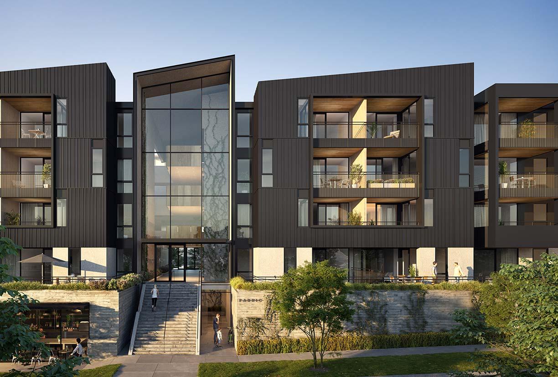 F a b r i c for Apartment design nz